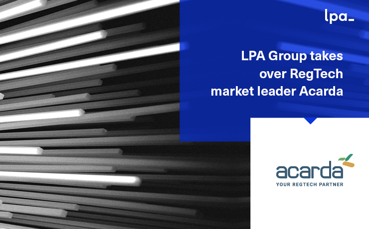 LPA adds RegTech market leader Acarda to group
