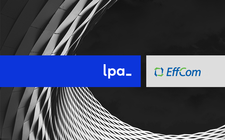 EffCom AG merges with the LPA Group