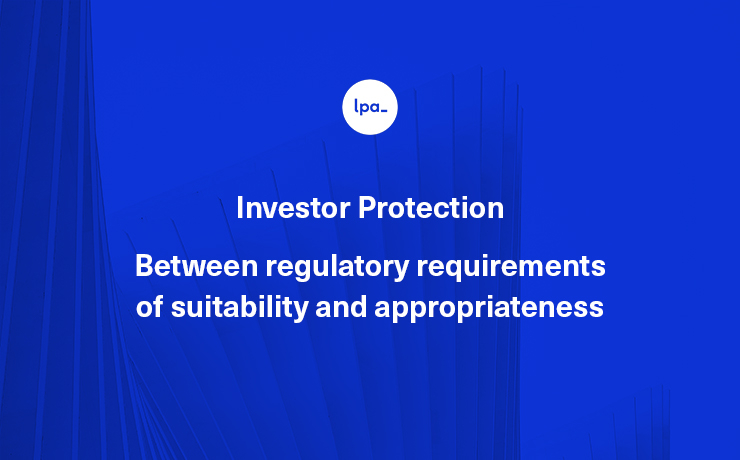 FinSA - Investor Protection Beyond regulatory requirements of suitability and appropriateness