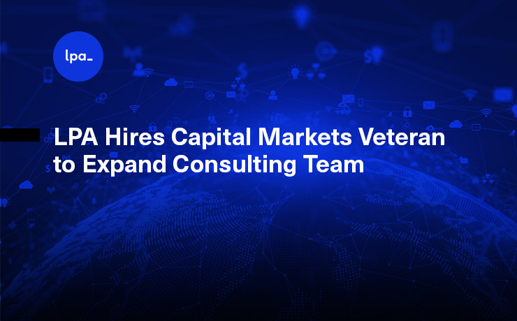 LPA verstärkt das Consulting Leadership Team mit Veteranin im Capital Markets Business