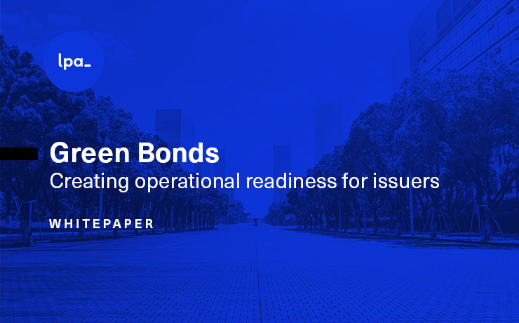New Whitepaper: Operational Readiness for Green Bond Issuances