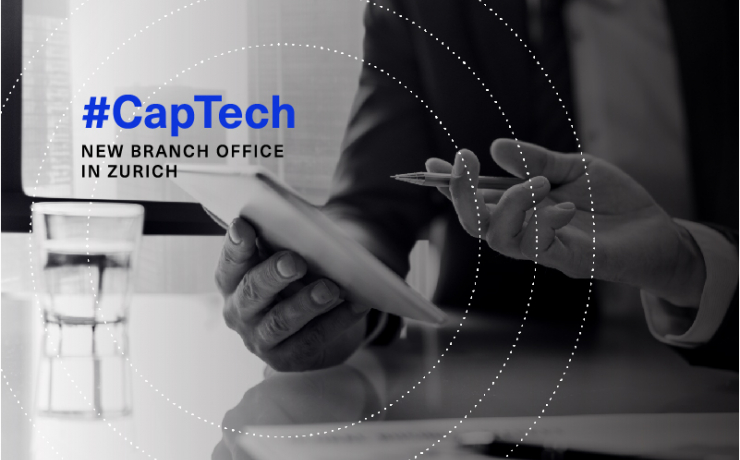 The CapTech wave reaches Switzerland: LPA Group opens a branch office in Zurich