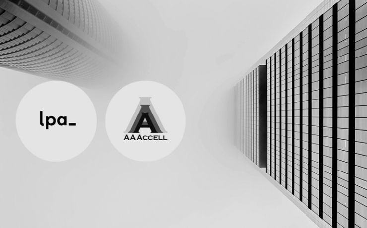 Renowned Zurich FinTech/DeepTech start-up AAAccell joins Frankfurt LPA Group