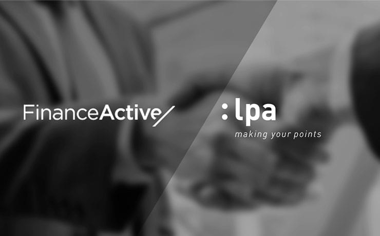 LPA and Finance Active are combining their activities in debt management and establishing a joint venture called Verifino